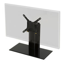 """Premium Table Top Base Pedestal Stand with Universal Bracket for TVs 12 - 32"""""""