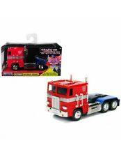 Transformers Optimus Prime G1 1/32 Metal Die Cast