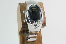 Vintage Pulsar Spoon Mens Stainless Steel Digital Dial Watch W170-4A20 FS!