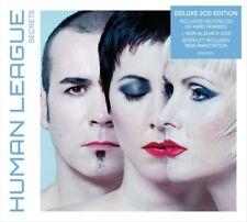 Human League - Secrets -digi- Cd2 Edsel