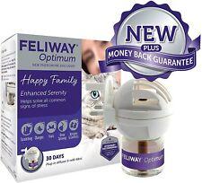 More details for feliway optimum diffuser starter kit and refill, 48ml