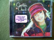 LOT OF 2 CDS BILLY GILMAN ONE VOICE CD & CHARLOTTE CHURCH DREAM A DREAM CD