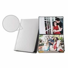 Photo Album Book with Peel-and-stick Pages & Lay-flat Holds 20 photos, 5x7 inch