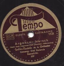 Die Drei Rulands 1940 : Argonner Marsch