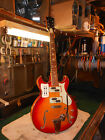 VINTAGE NORMA 4-PICKUP GUITAR  JAPAN-MADE Double Pointed for sale