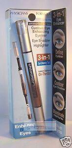 Physicians Formula Shimmer Strips 3 in 1 Eye Enhancing Tool - Blue Eyes 1156