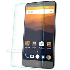 Scratch Resistant Tempered Glass Screen Protector Film for ZTE MAX BLUE Z986DL