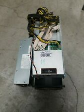 Antminer S9 14TH APW3++ PSU 100A Bitcoin BITMAIN Miner Tested Tune Mod Asic