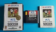 FIFA INTERNATIONAL SOCCER / jeu en boite + notice MEGA DRIVE SEGA / PAL
