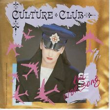 7inch CULTURE CLUB the war song GERMAN 1984 EX+ (S1499)