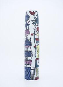 "Stig Lindberg Pottery - Large Vase ""Karneval"" - Gustavsberg Studio"