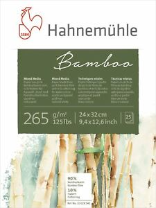 Hahnemuhle Bamboo Mixed Media Pads