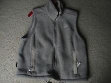 EUC Womens Low Alpine Polartec Fleece Vest Full Zip Pockets Size Large
