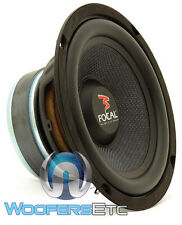 "FOCAL 21A1 8"" 400W 4 OHM ACCESS CARBON FIBER CAR OR HOME AUDIO SUBWOOFER SPEAKER"