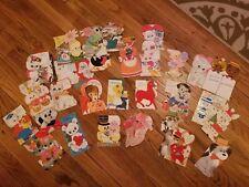 Vintage Hallmark Birthday Cards Valentine's day Cards