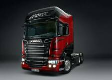 A3 Scania Catcher R730 V8 Tag Axle Lorry Poster Picture Art Print