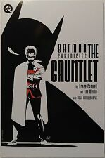BATMAN CHRONICLES: THE GAUNTLET [Bruce Canwell & Lee Weeks]