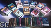 500 YuGiOh! Cards Ultimate Collection | Lot with 30 Rare & Holo Foil Cards