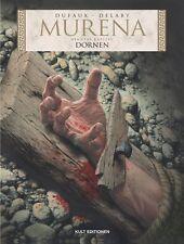 MURENA  #9 HC (deutsch) Dornen DUFAUX+DELABY  lim. Hardcover mit Zusatzseiten