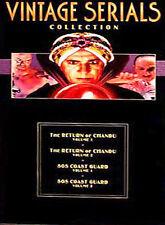 Vintage Serials Collection:4 DVD Box Set - New/Sealed Bela Lugosi Serials!