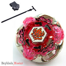Fusion Beyblade Masters Metal Gravity Perseus Defense BB80 4D w/ Power Launcher