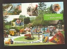 CLERES / MANEGES D'ENFANTS au PARC D'ATTRACTION BOCASSE / Carte postale