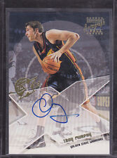 2002-03 Topps Xpectations Autographs #XATM Troy Murphy Auto