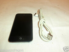Apple iPod Touch 4. Generation negro 8gb, 1 año de garantía