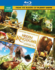 Hidden Kingdoms (Original UK Version of Discovery's Mini Monsters)  [Blu-ray]