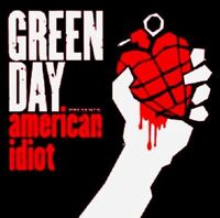 GREEN DAY american idiot (CD album & DVD video, special edition) punk, alt rock