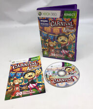 Xbox 360 Carnival Games In Action Spiel *
