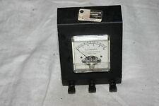 Macalaster Scientific Dc Amperes Meter 0-10A, Used, 025262201