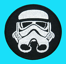 IMPERIAL STORM TROOPER - Star wars Movie Hope Embroidered Iron Sew On Patch New