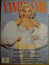 MADONNA EXCLUSIVE * VANITY FAIR * 1991 * HTF! * TRUTH OR DARE * BLONDE AMBITION