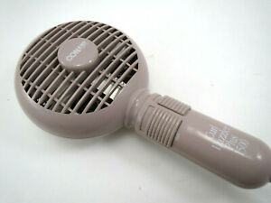 Conair Curl Dazzler Plus 1500 Model 056A Diffuser Curly Hair Blow Dryer Works