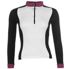 Muddyfox Pure Long Sleeve Cycling Jersey Ladies Size UK 8