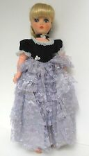 VINTAGE HORSMAN ADULT TEEN 20-IN DOLL CLOTHED VINYL JOINTED & WIRE-POSE BODY **