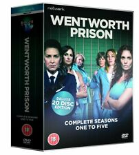 WENTWORTH PRISON COMPLETE SEASON 1-5 COLLECTION DVD BOX SET 20 DISC NEW&SEALED