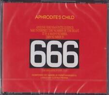 APHRODITES CHILD 666 2CD Psych 1971 * NEW