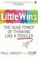 Little Wins by Paul Lindley NEW