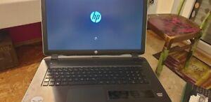 HP Pavilion Notebook, 17 Zoll, DVD, Intel Core I3, Funkmaus, Funktastatur, gebra