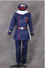 Axis Powers Hetalia APH Soviet Union Russia Ivan Braginsky Cosplay Costume C018
