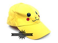 POKEMON PIKACHU CAPPELLO COSPLAY ash berretto Hat Cap cappellino hut chapeau xy