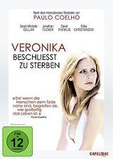 Veronika beschließt zu sterben (Sarah Michelle Gellar) DVD NEU + OVP!