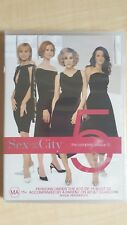 Sex And The City : Season 5 [2 DVD Set] NEW & SEALED, Region 4, FREE Post
