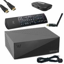 Vu + Zero 4k sat-receptor dvb-s2x MultiStream Zero 4k incl. WiFi Stick + USB HUB + HDMI