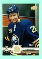 2019-20 Upper Deck Series 1 High Gloss #19 RASMUS DAHLIN  04/10 Buffalo Sabres