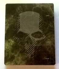 TOM CLANCY'S GHOST Redux incolte LIMITED COLLECTOR'S Steelbook dimensioni G2 NUOVO