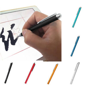 Touch Screen Stylus Pen Aluminum Alloy For iPhone,Samsung, Kindle Fire,Tablet