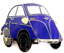 AUTO Pin / Pins - BMW ISETTA blau / toller Klassiker [1230]